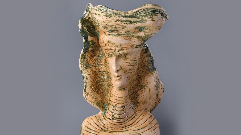 Palkó Ernő kerámiái a Művészeti Múzeumban