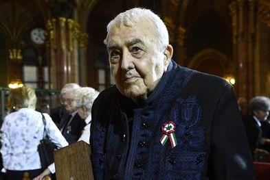 Kossuth Nagydíj Kallós Zoltánnak