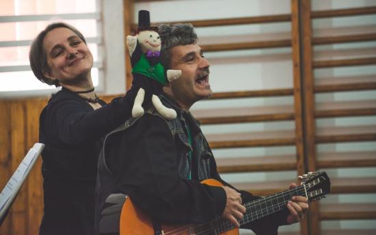 Bábszínházi Világnapot ünnepelnek a Pucknál