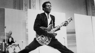 Elhunyt Chuck Berry, a rock and roll atyja