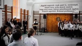 Névadásának 60. évfordulóját ünnepli a Brassai-líceum