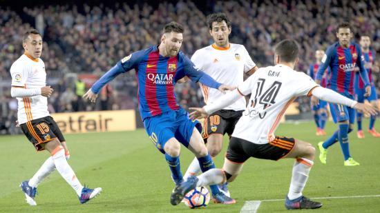 Bajnokságról bajnokságra: Messi és Buffon újabb rekordja