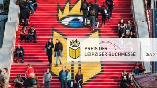 Román és magyar stand a Lipcsei Könyvvásáron
