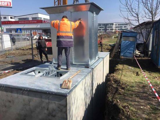 Szászfenes: országos premier a szelektív hulladékgyűjtésben
