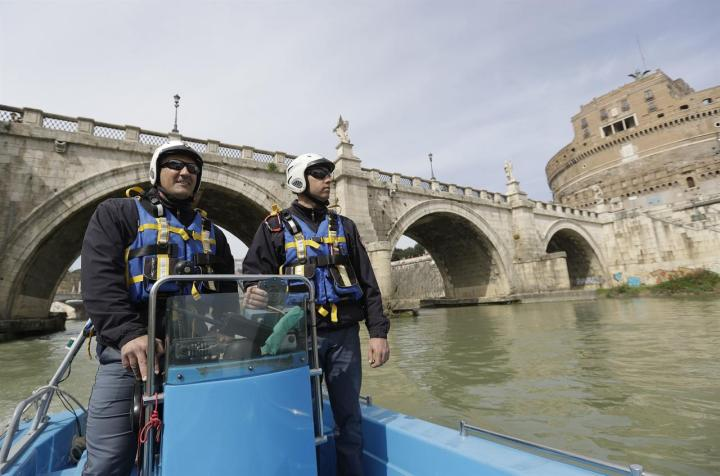 EU-csúcs - Üres szellemvárosra emlékeztet Róma