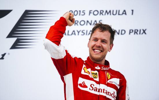 Vettel nyerte az idénynyitó futamot