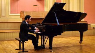 Dinu Mihailescu, Boros Tekla és Tanaka Kendzsi kapták a nemzetközi Bartók-verseny fődíjait