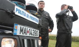 Négy albánt állítottak meg a szerb határon, miközben megpróbáltak illegálisan bejutni Romániába