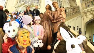 Színházi világnap – nyílt nap a román színházban, incidens a magyarban