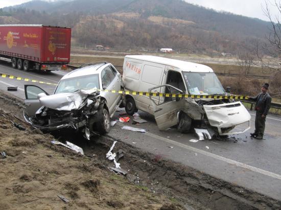Nőtt 2016-ban a Romániában történt halálos közúti balesetek száma