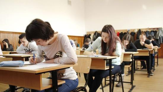 Javultak Kolozs megyében a próbavizsga-eredmények