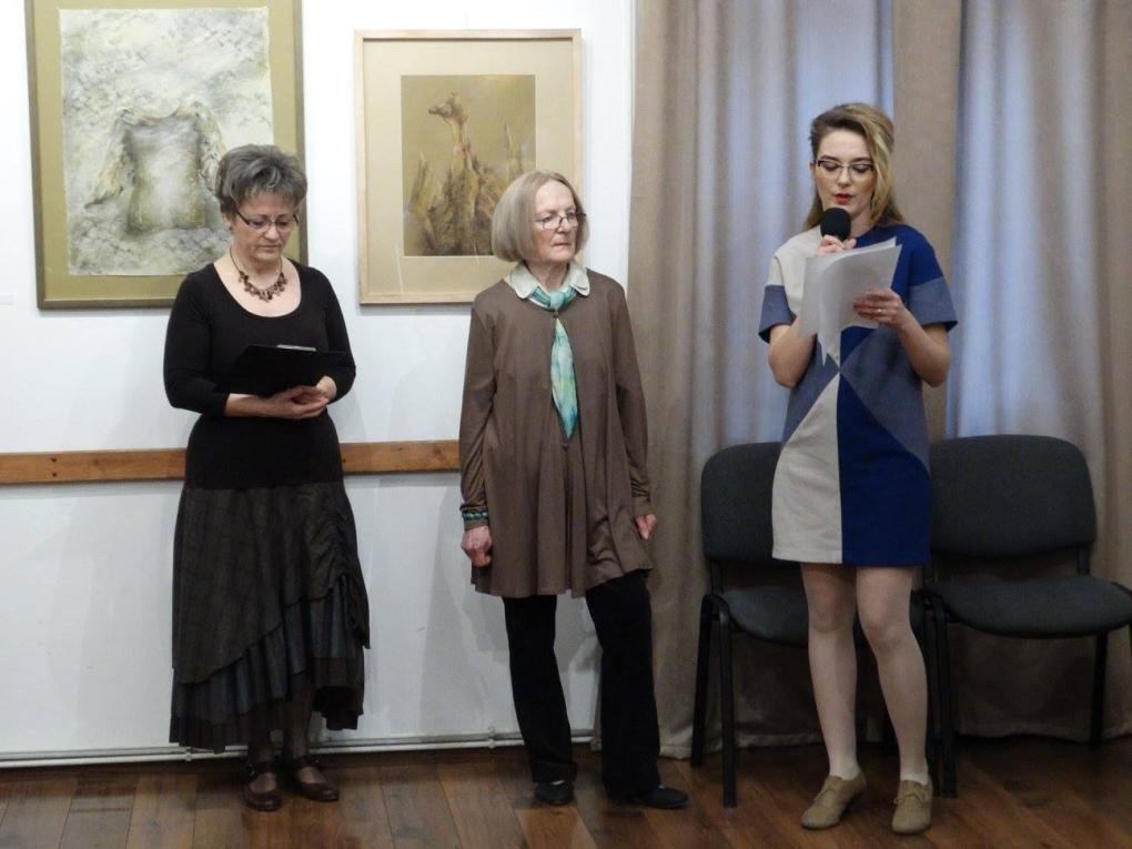 Festészeti és grafikai kiállítás a Györkös-emlékházban