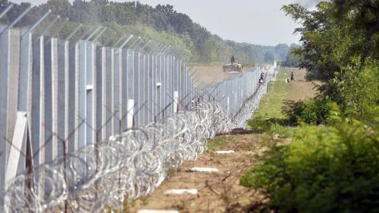 A magyar-román határszakaszon is szóba jöhet a műszaki akadályrendszer