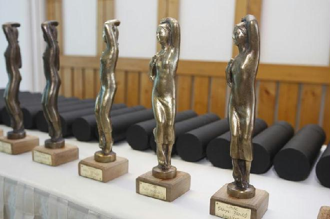 Az idei díjazottak listája