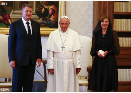 Ferenc pápa romániai látogatása csak a jogorvoslás után lehetséges