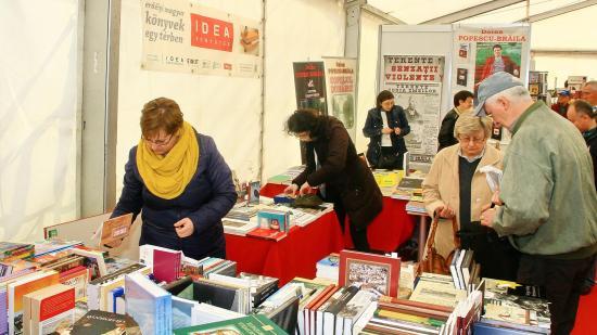 Elkezdődött a Gaudeamus könyvvásár