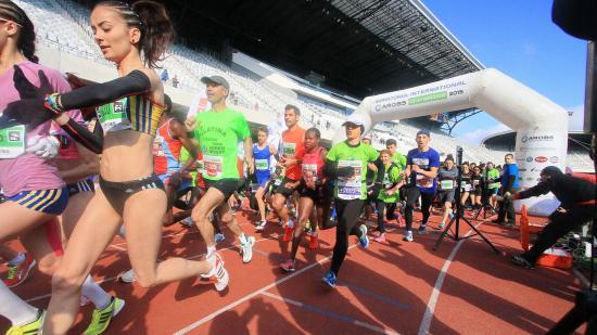 Maraton virágvasárnapon: kihívás a híveknek is