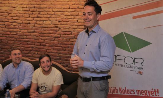 Fiatal vállalkozókat szólítana meg a KIFOR