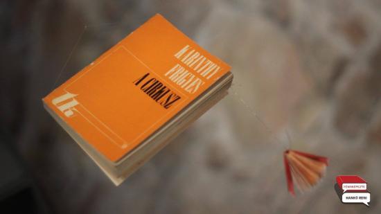 Könyvturi | élőKönyvtár: egy könyv szemszögéből
