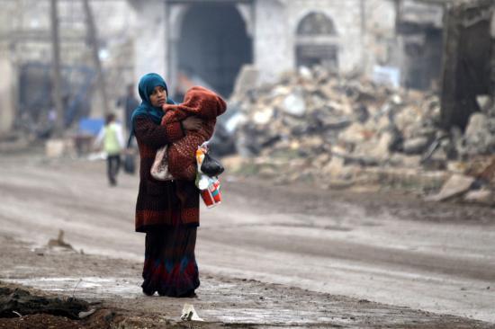 Szíria - Az Egyesült Államok szíriai célpontot támadott rakétákkal
