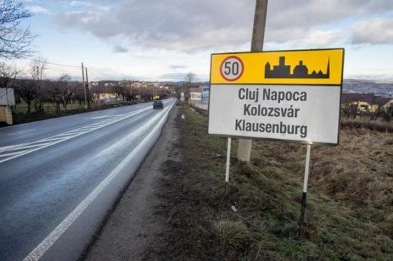 VIDEÓ - Boc: háromnyelvű helységnévtáblákat helyezünk el Kolozsváron