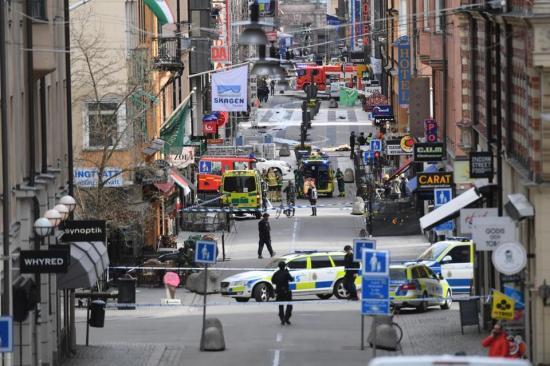 Belga áldozata is van a stockholmi gázolásnak