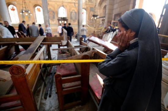 Keresztények elleni merényletek Egyiptomban, legalább 37 halott
