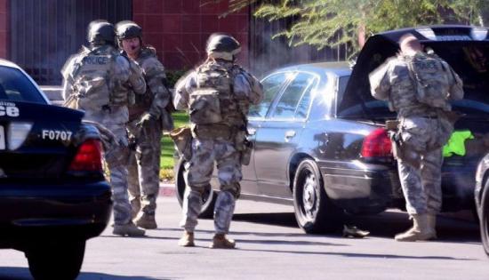 Lövöldözés egy kaliforniai általános iskolában