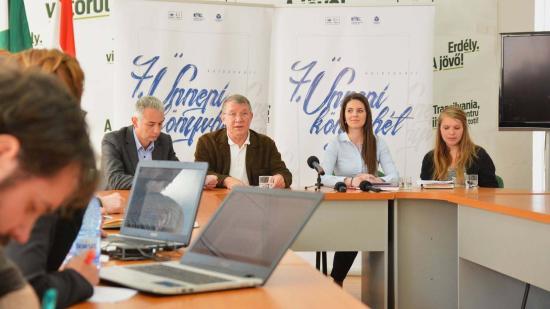 Körvonalazódik a Kolozsvári Ünnepi Könyvhét programja