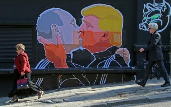 Csalódtak az oroszok Trumpban