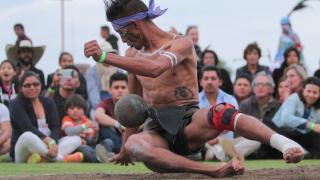 Háromezer éves ősi játékot újítottak fel Mexikóban
