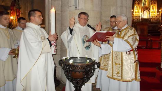 Húsvétot ünnepelt Kolozsvár is