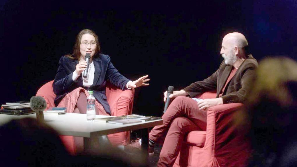 Szabó T. Anna-est a kolozsvári színházban