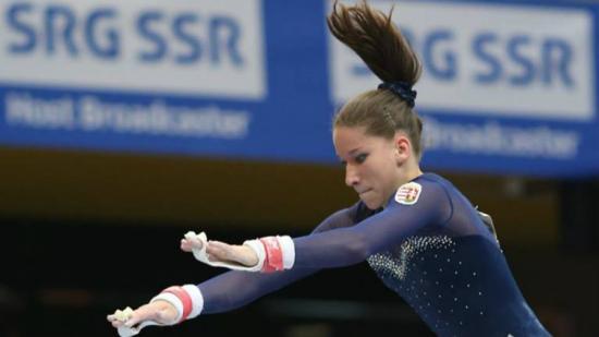 Torna Európa-bajnokság: Kovács Zsófia ezüstérmes egyéni összetettben