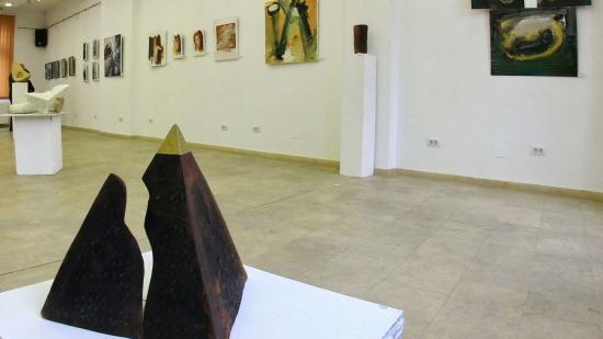 Tizenegy képzőművészeti arculat a Minerva-házban