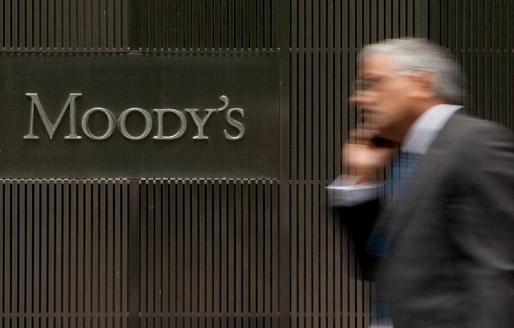 Levette a napirendről Románia felminősítését a Moody's