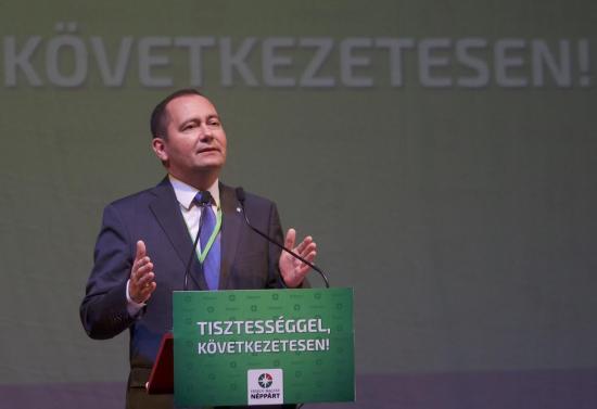 EMNP-kongresszus: Szilágyi Zsolt elnök konstruktív ellenzéki szerepet szán a pártnak (FRISSÍTVE)