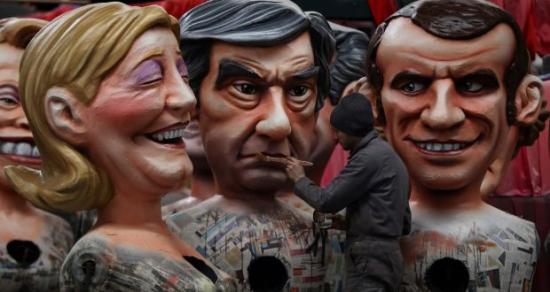 Francia elnökválasztás - Fokozott terrorkészültségben tartják az első fordulót