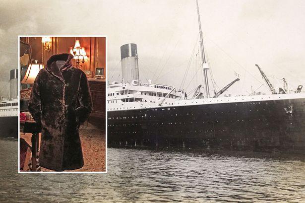 A Titanic stewardessének bundája 180 ezer fontért kelt el egy brit árverésen