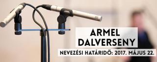 Előadói versenyt hirdet az Armel Opera Festival