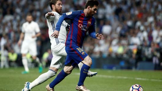Bajnokságról bajnokságra: Lionel Messi hosszabbításos gólja kellett a sikerhez az El Clásicón