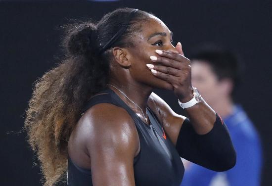 Serena Williams csalódott Năstase rasszista kijelentései miatt