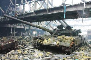 Újra fellángoltak a harcok a Donyec-medencében, súlyos katonai veszteségek