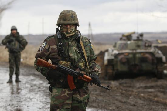 Ismét katonák estek el a kelet-ukrajnai fronton