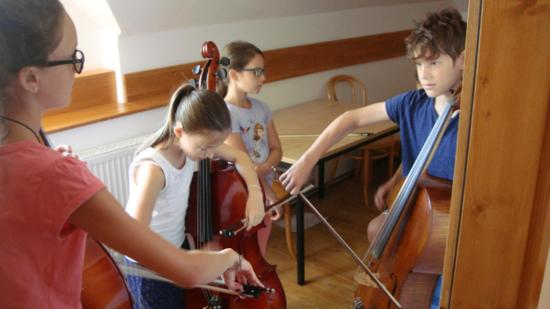 Kolozsvári koncert a sztánai mesterkurzusért