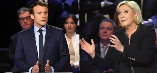 Marine Macron, avagy a francia voksok forradalma