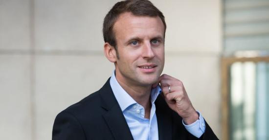 Gratuláltak Macronnak