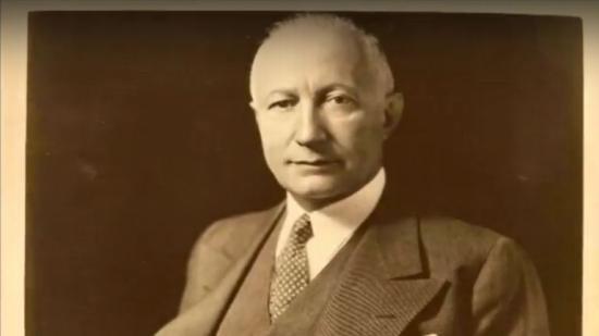 Rövidfilm készült a magyar származású Adolf Zukorról, a Paramount alapítójáról