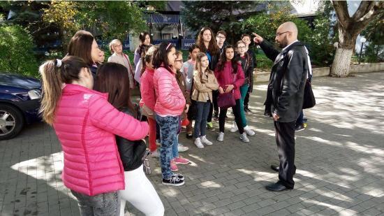 Ingyenes idegenvezetés az Iskola másként programban