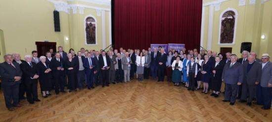 Szilágysági közösségszervezőket tüntettek ki az I. Wesselényi-gálán